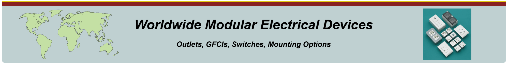 hight resolution of modular electrical devices