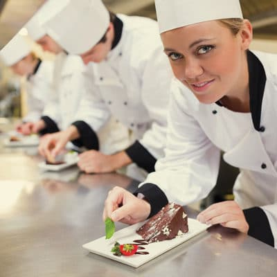 Diploma in Food Preparation and Cooking (Patisserie) 8065-03