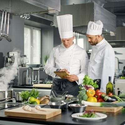 Diploma in Food Preparation and Culinary Arts 8065-02