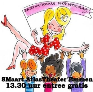 emmen internationale vrouwendag 2020 8 maart emmen vrijheid
