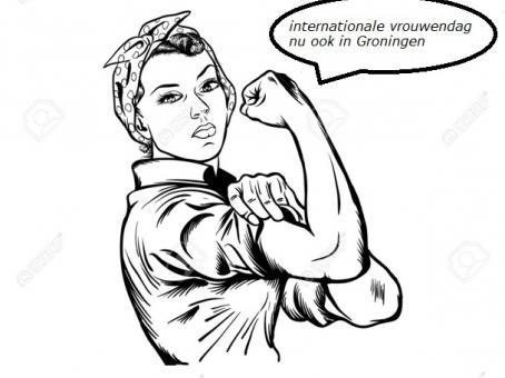 wereldvrouwen in Groningen internationale-vrouwendag 2020 thema vrijheid 8maart