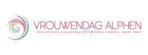 Logo Vrouwendag Alphen