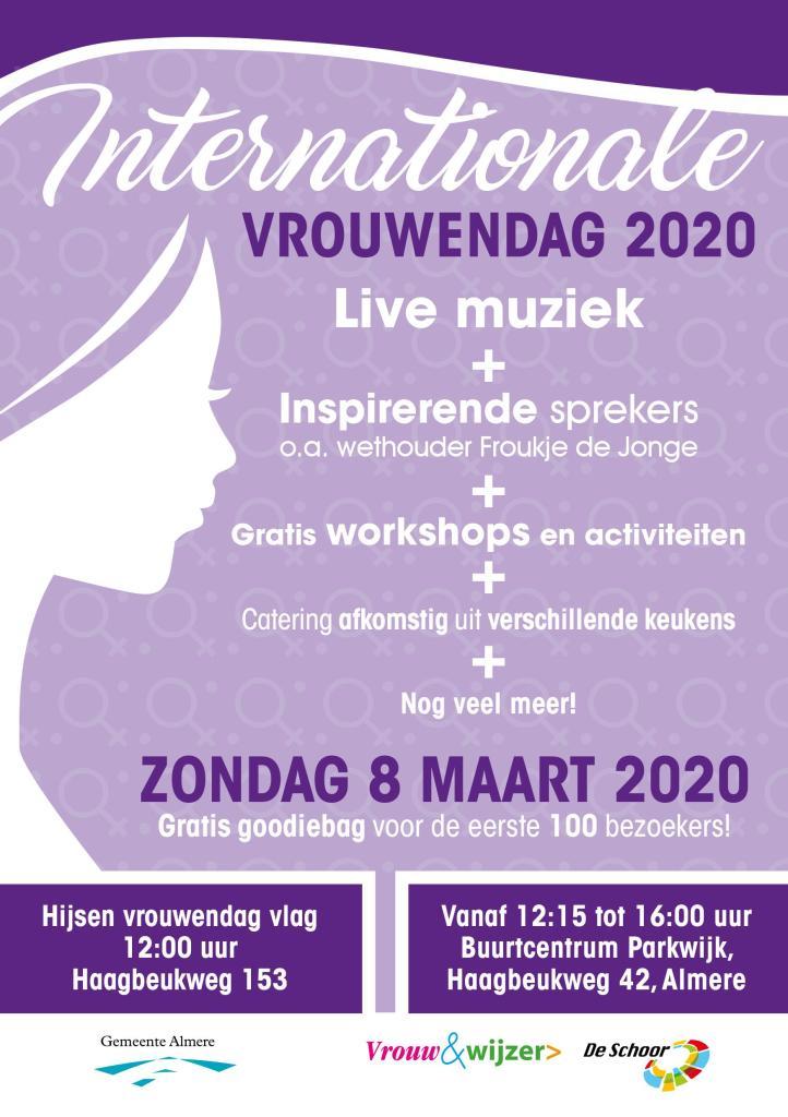 vrouwendag almere