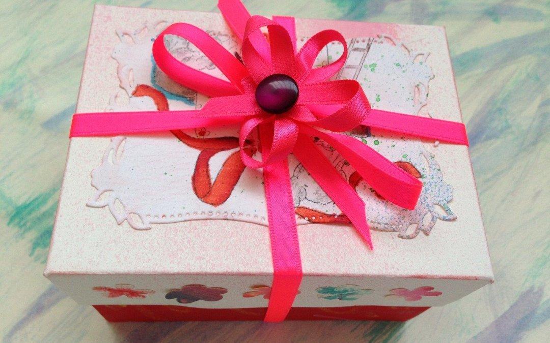 cadeautje van internationale vrouwendag