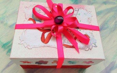 Een cadeautje van Internationale Vrouwendag