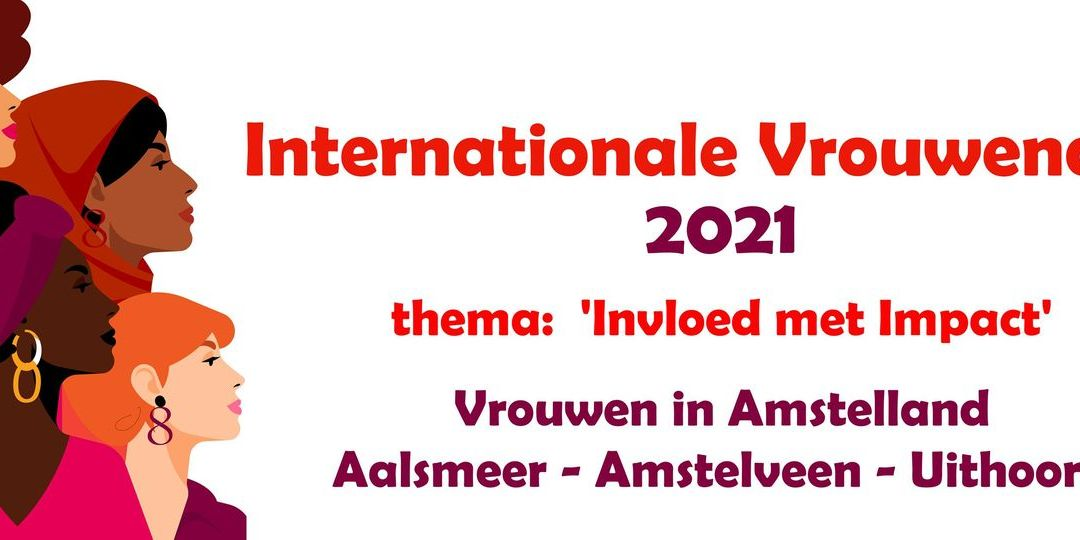 Amstelland Internationale Vrouwendag 2021
