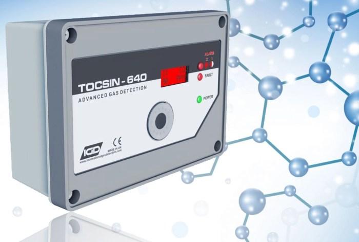 TOCSIN 640 Detector Control Panel