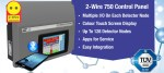 2 Wire 750 gas detection system