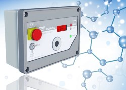 Gas interlock control panel/Ventilation interlock control panel and Gas Detection Systems