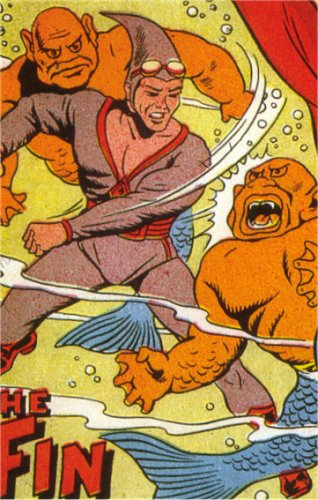 Image result for timely comics the fin