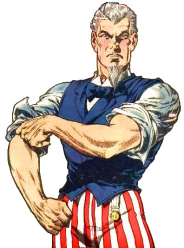Image result for uncle sam dc comics
