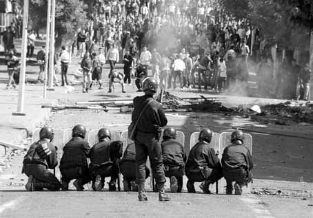 3 millioner Kabyler i demonstrasjon mot arabisk imperialisme