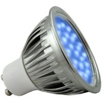 LED GU10 5W Blue Dimmable