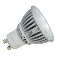 141401 6W Dimmable GU10 LED - Warm White