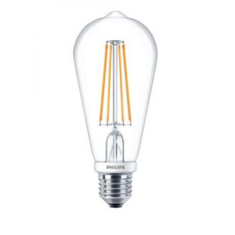 Philips LED ST64 Vintage Dimmable 7W lamp 2700k 57569700