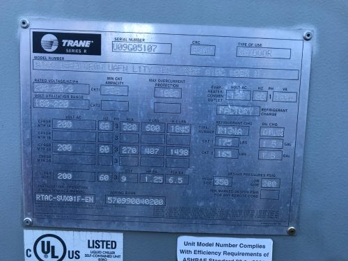 small resolution of trane r series pdf user manuals read and download trane chiller rtaa installation manual page online trane ptac parts diagram downloaddescargar