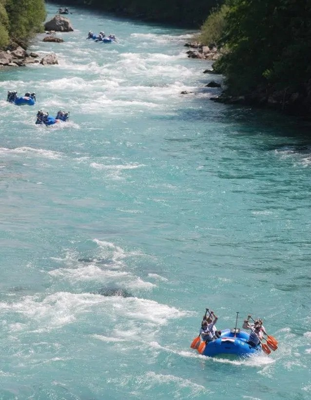Top 10 best rafting rivers in the world