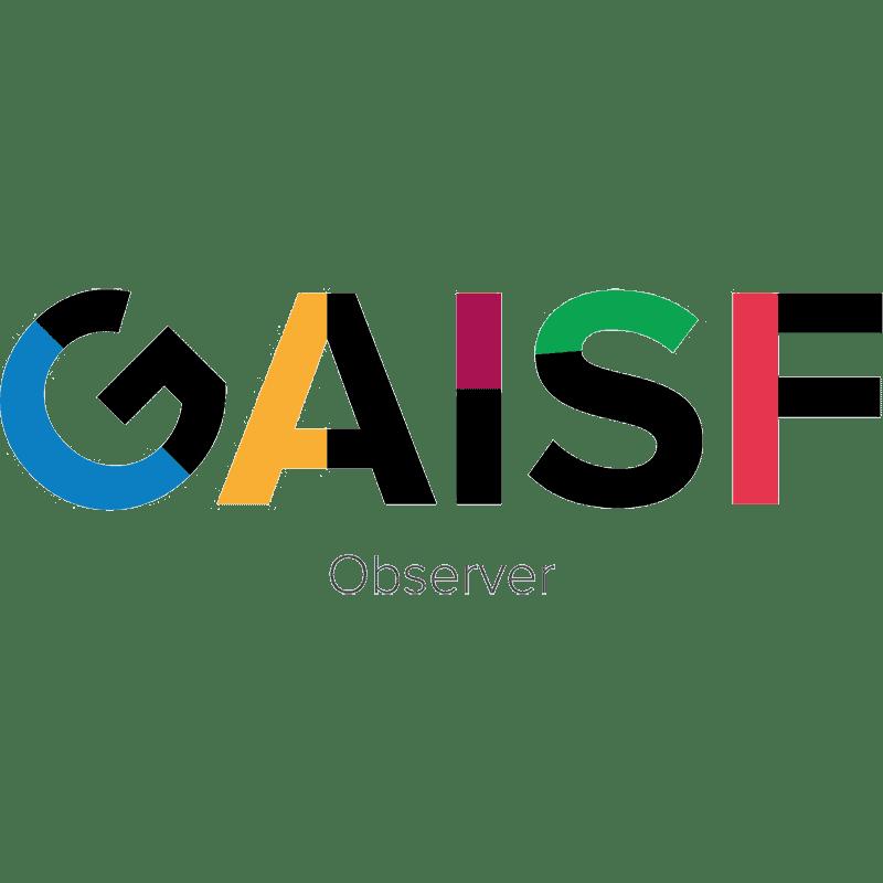 GAISF Observer Status logo