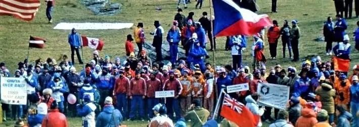 World Championship on the Chuya