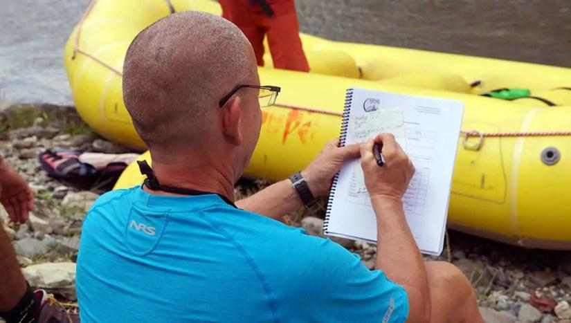 Raft guide workshops 2021