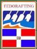 Federacion Dominicana de Rafting (Fedorafting) logo
