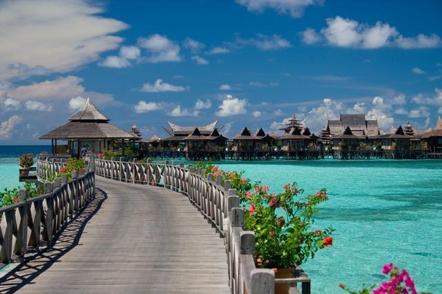 Sipadan Water Village Resort Mabul Island - International Travel TO