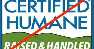 Certified Humane Strikethrough