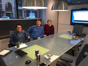 IVA-Boston's first meeting of 2015