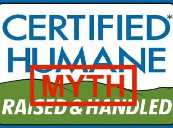 certified humane myth