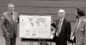 Yamada and IAH Award