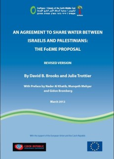 Cover Page - An Agreement to Share Water