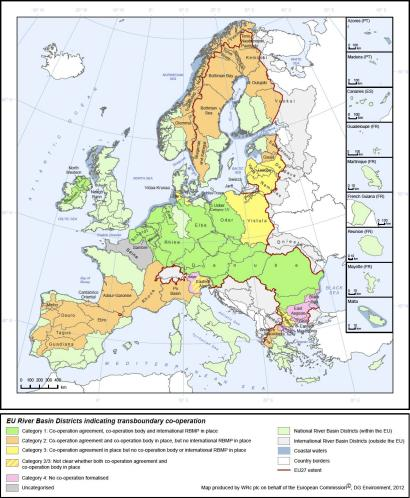 Map of EU River Basin Districts indicating transboundary co-operation (from: http://ec.europa.eu/environment/water/water-framework/facts_figures/pdf/Transboundary-cooperation-%202012.pdf)