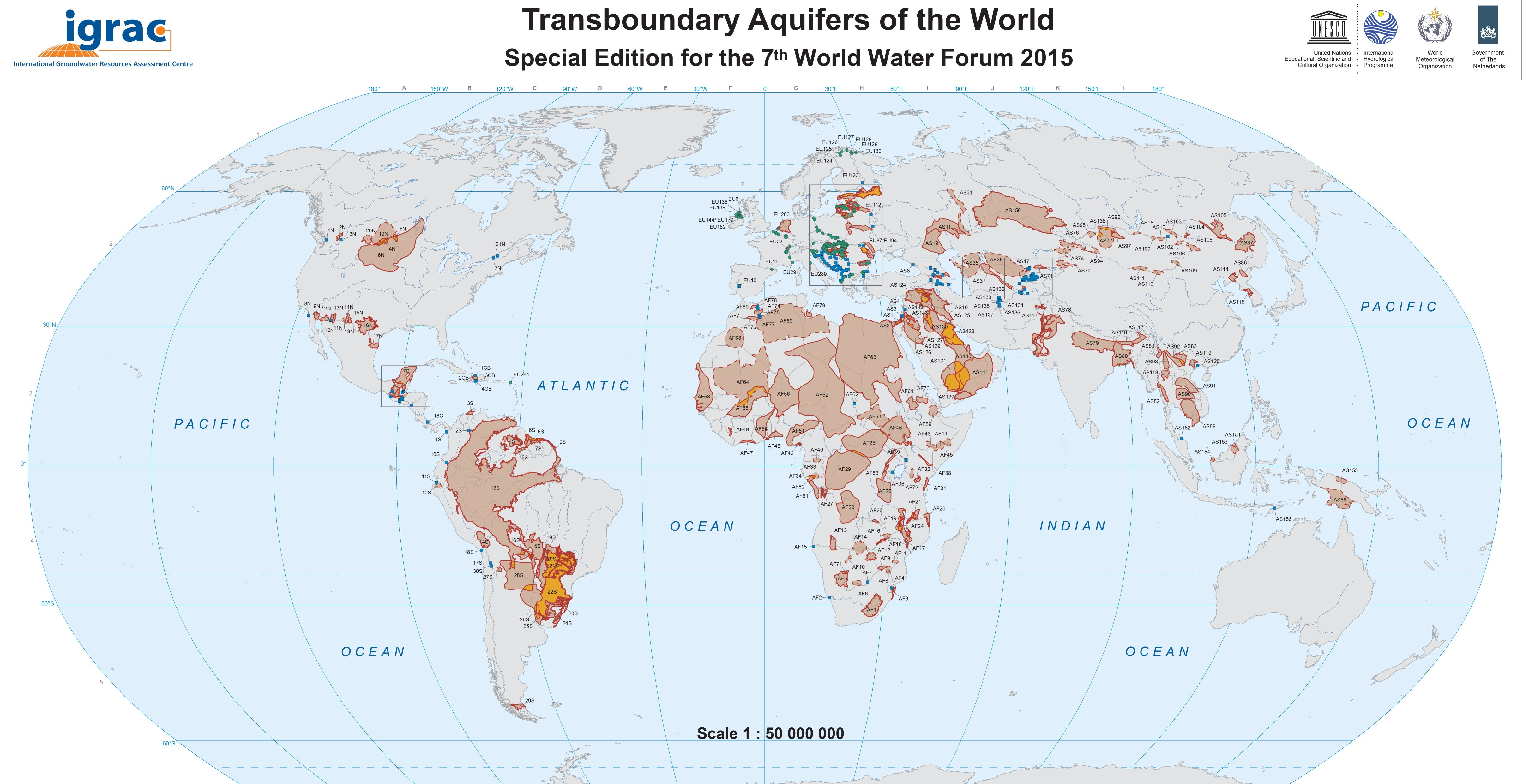 International water law project blog transboundary aquifers archives tba map colour publicscrutiny Images