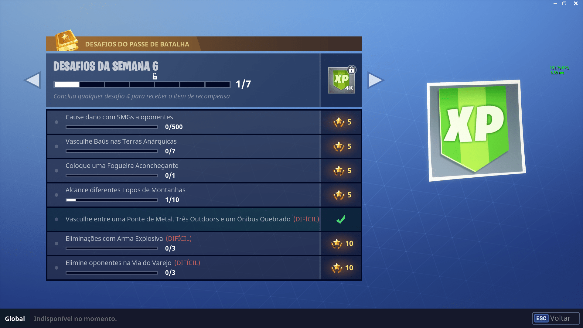 Epic Games Update 34 Do Fornite J Est Disponvel