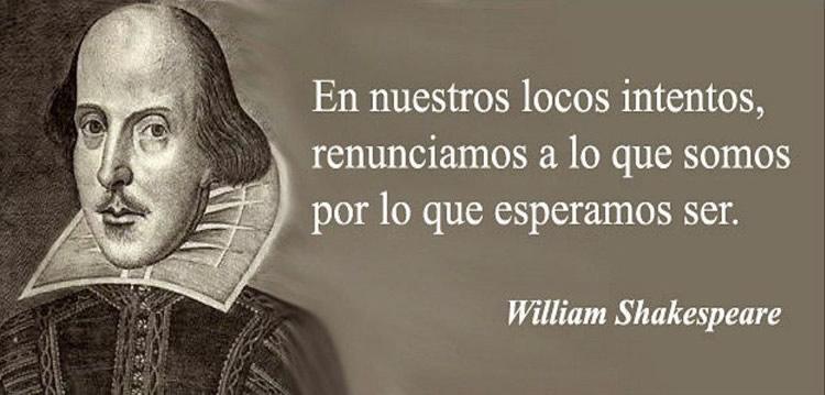 Las 15 Mejores Frases De William Shakespeare Internesante