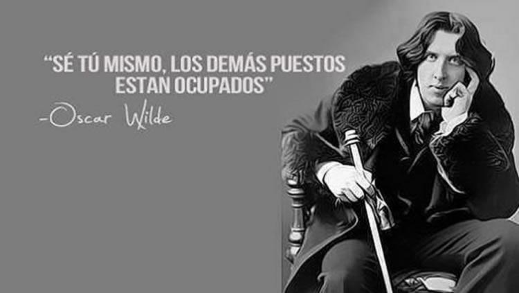 Las 15 Mejores Frases De Oscar Wilde Internesante