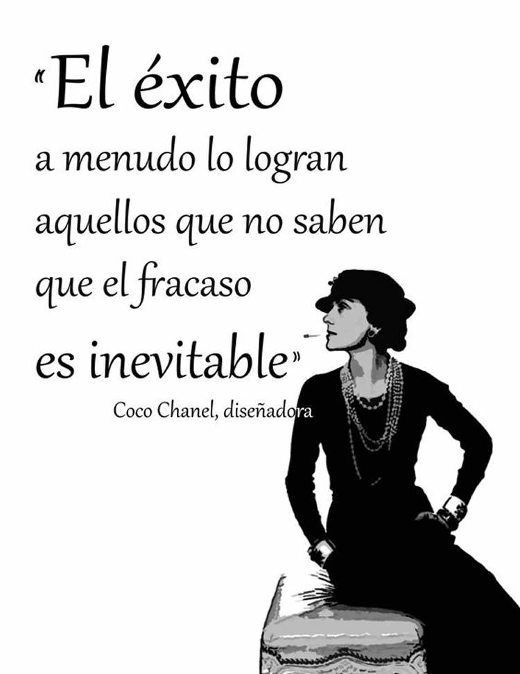 Las 15 Mejores Frases De Coco Chanel Internesante