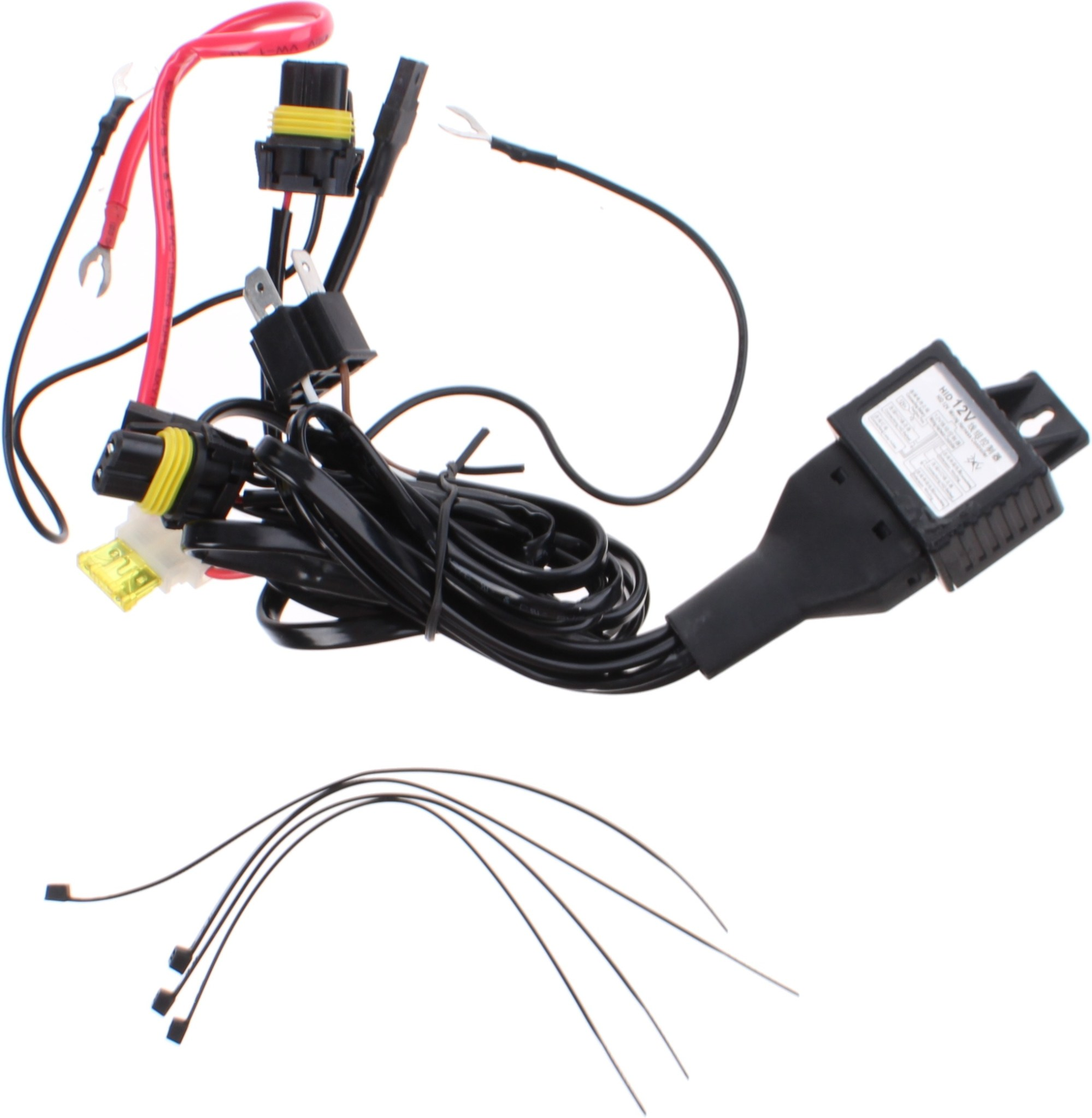 hight resolution of product description tom xenon wiring harness relay