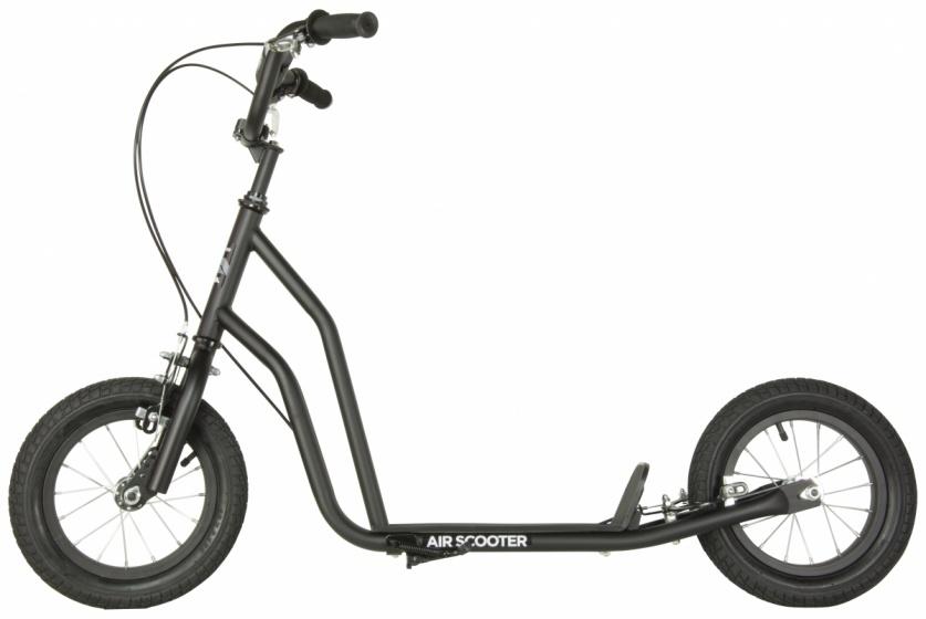 stiga air scooter inch junior caliper black