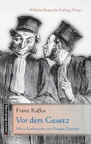 Kafka: Vor dem GEsetz