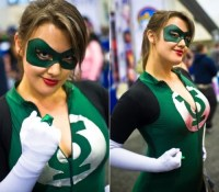 Female Green Lantern