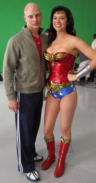 The Hot Pants on NBC's Wonder Woman