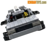 ICHIBAN Toys BTTF DeLorean DMC-12 V4.0 – Custom LEGO Model