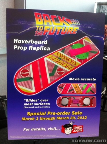 Mattel To Make Real Hoverboards that don't hover