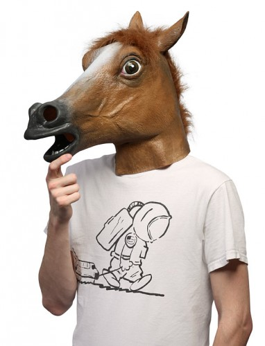 The Horse Head Mask