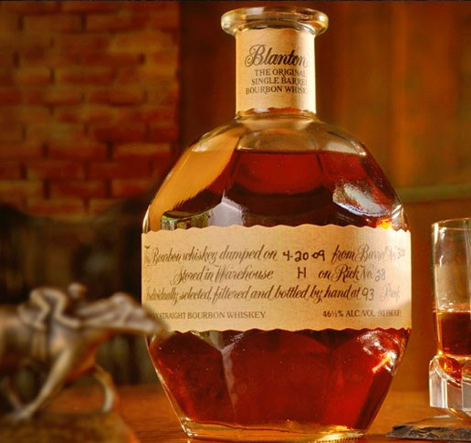 blantons boubon whiskey Blantons The Original Single Barrel Bourbon
