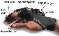 Air Mouse glove lets you control your PC Minority Report style