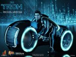 901247 press07 001 150x112 Sam Flynn with Light Cycle Collectible Figure Set