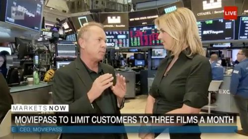 MoviePass CEO We now have the right model