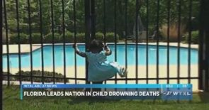 Florida leads nation in child drowning deaths